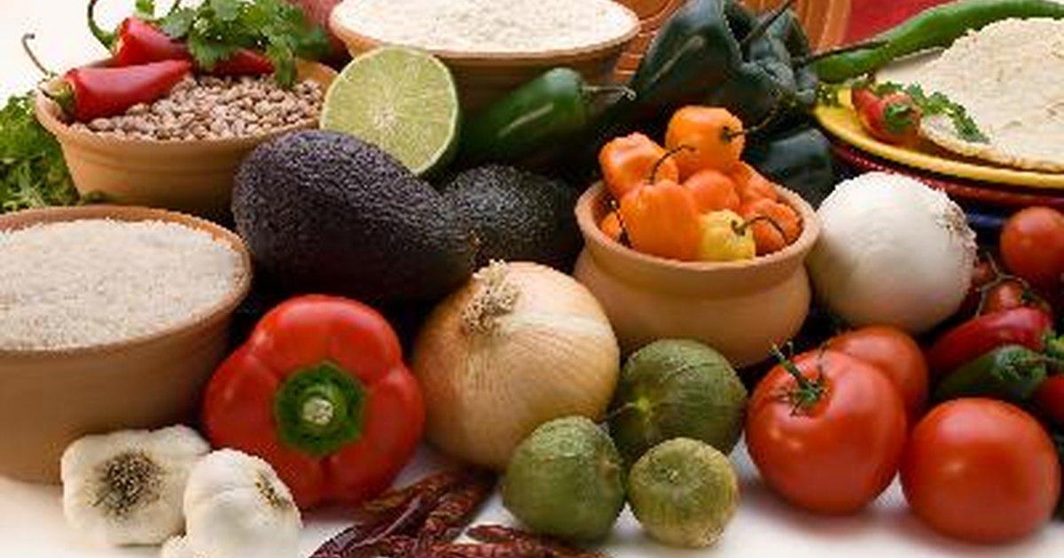 Mexican Food Diet Diabetics