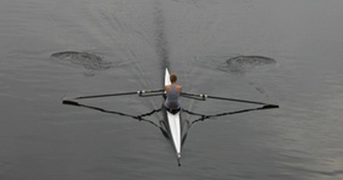 rowing machine types