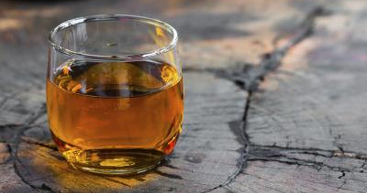 Scotch Old Fashioned Calories