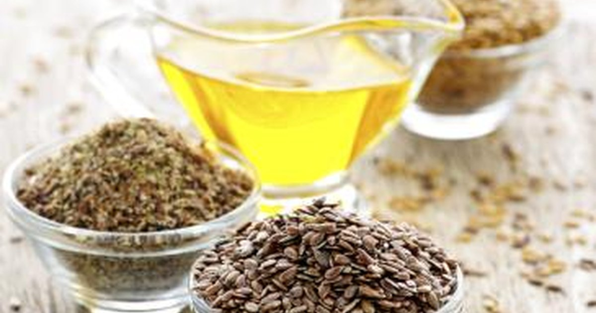 Can i take flaxseed oil fish oil together livestrong com for Flaxseed oil or fish oil