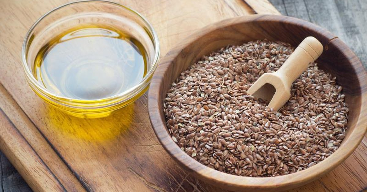 Omega 3 fish oil vs flaxseed oil livestrong com for Fish oil bipolar