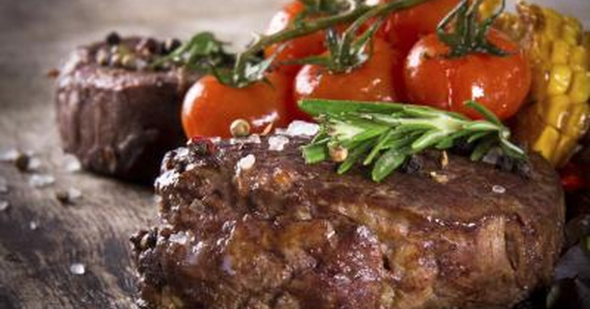 What Is the Healthiest Cut of Steak to Eat? LIVESTRONG.COM