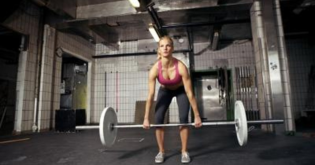 What Muscles Does A Deadlift Work Out? | LIVESTRONG.COM