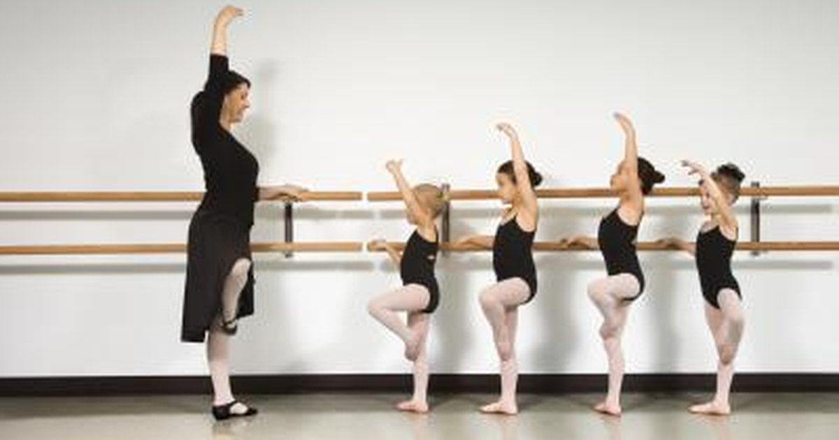The Difference Between Gymnastics & Ballet | LIVESTRONG.COM