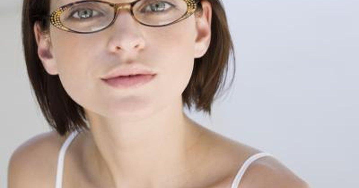 New Glasses Frame Adjustment : How to Adjust to New Glasses LIVESTRONG.COM