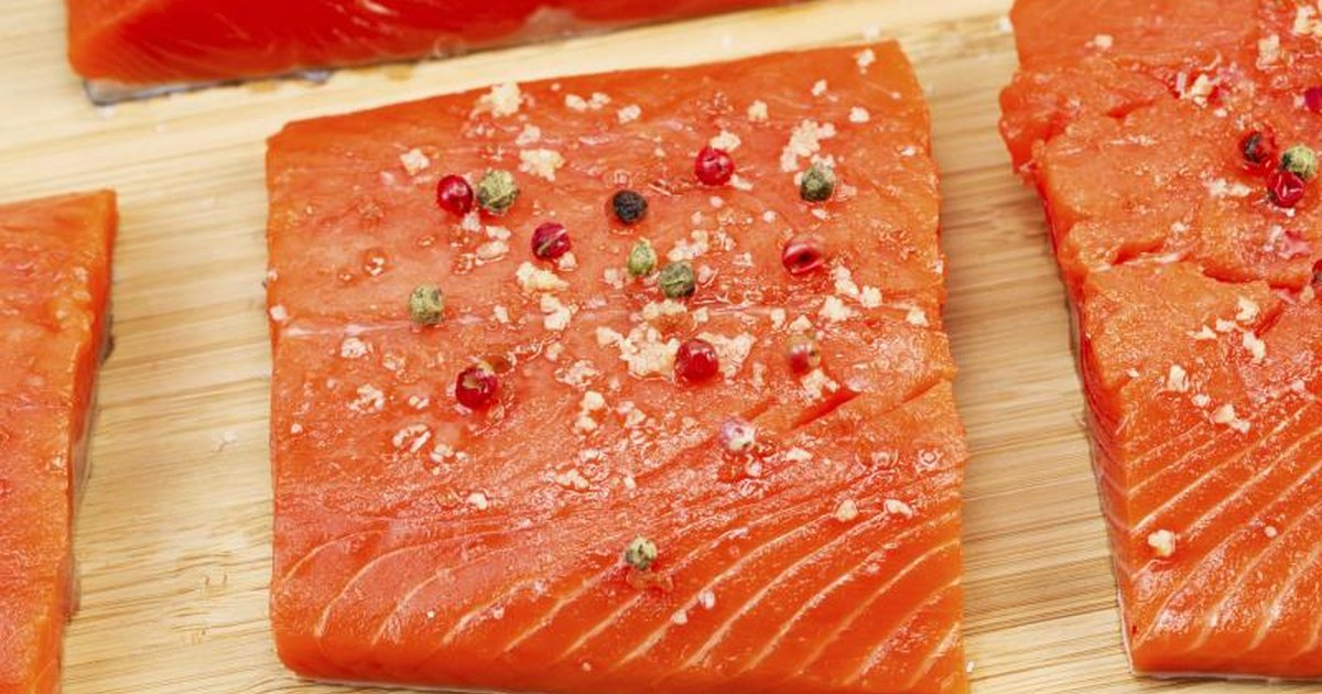 Is the sockeye salmon a safe fish to eat livestrong com for Safe fish to eat