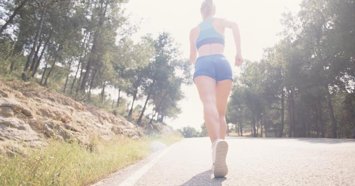 How long should it take to jog a mile?