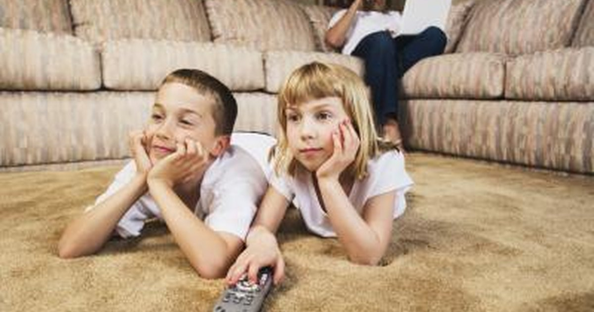Do you think that television violence affects children?