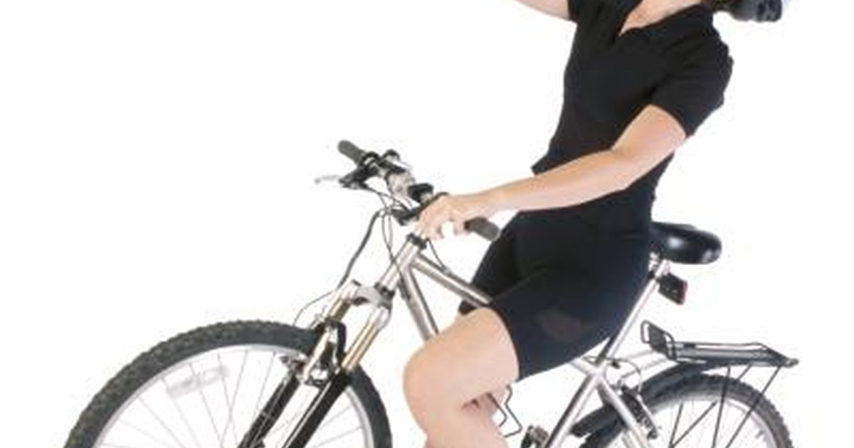 Cramps From Bicycle Riding
