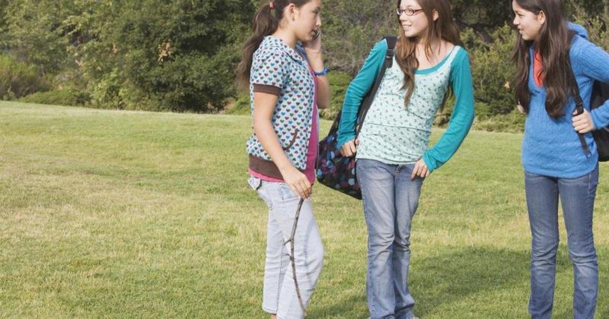 Risky behavior in teens