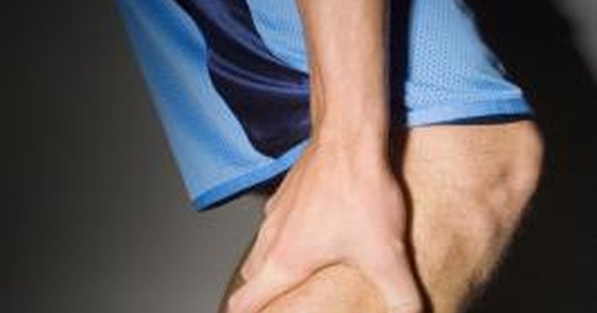 Does ibuprofen help with severe leg muscle cramps?