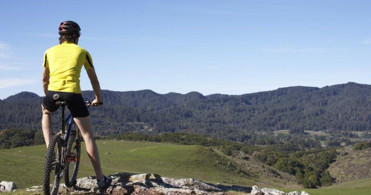 Mountain Bike Workout Plans | LIVESTRONG.COM