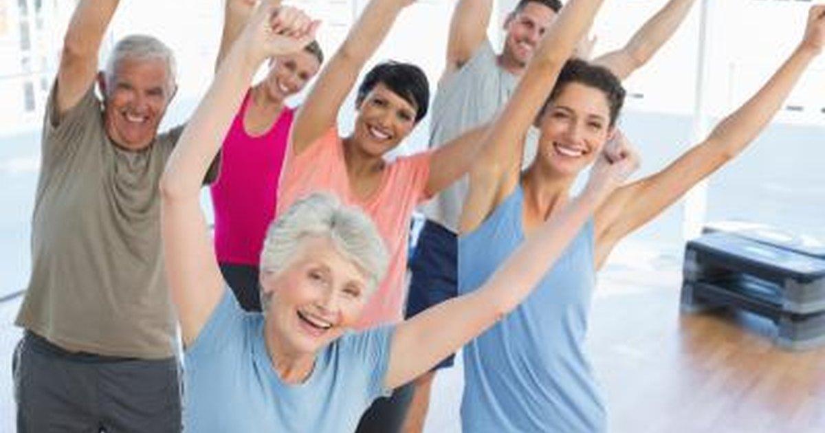 Dance exercise for seniors livestrong