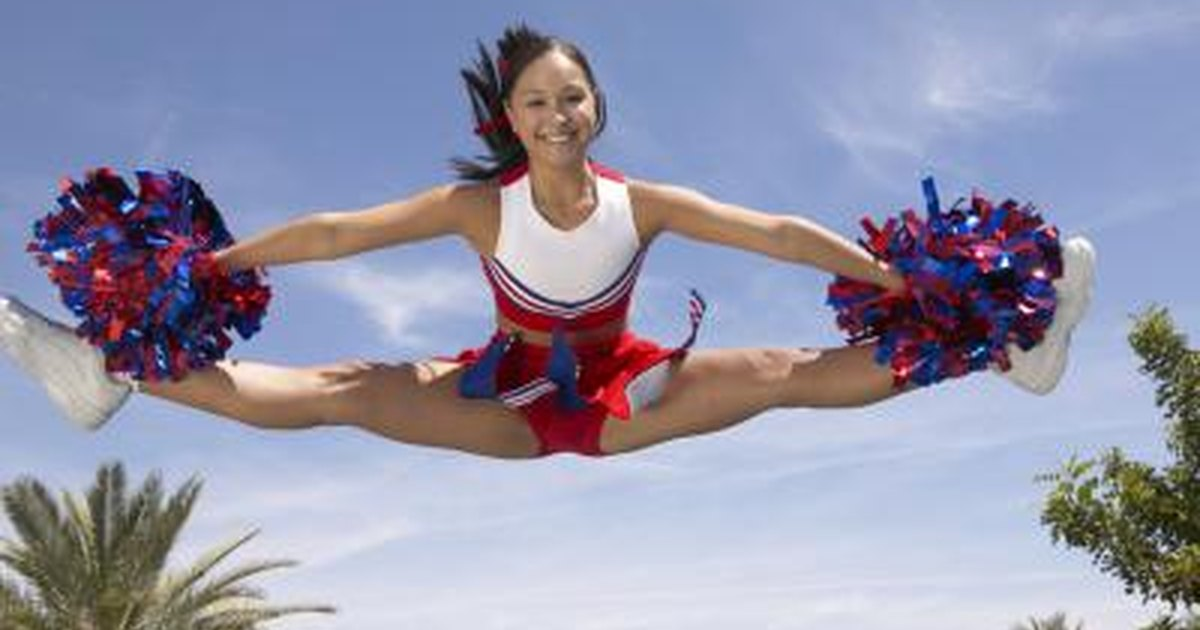 Cheerleader Stretches & Exercises | LIVESTRONG.COM
