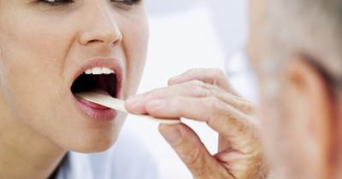 Treatment for strep throat in adults