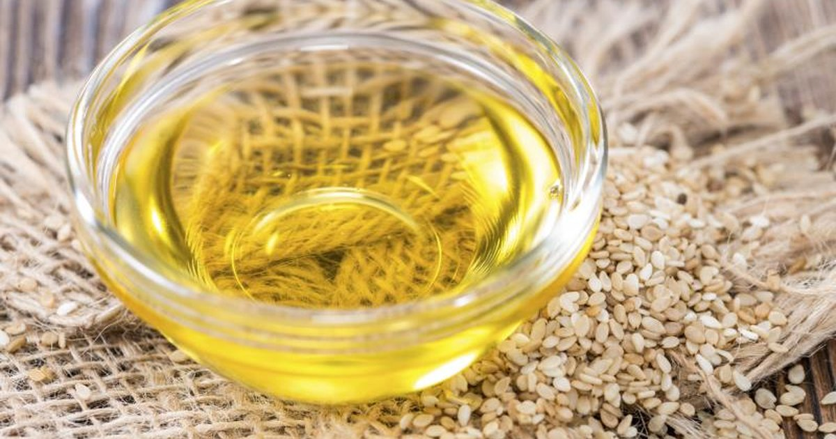 Use of Sesame Seed Oil...