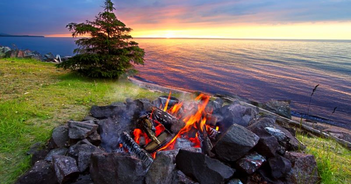 Top campgrounds in michigan livestrong com for Public fishing areas near me