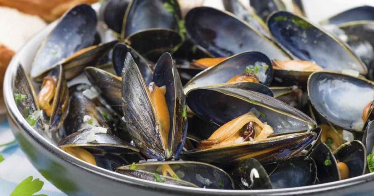 Can I Eat Mussels While Pregnant? | Livestrong.com