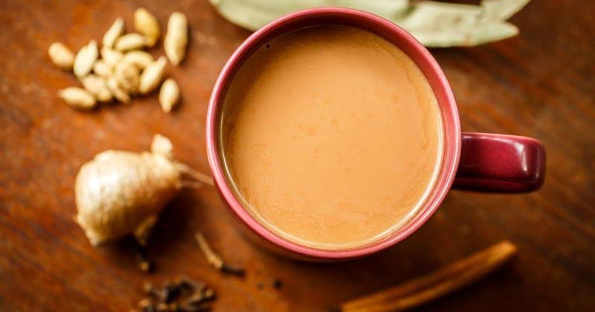 how to serve chai tea