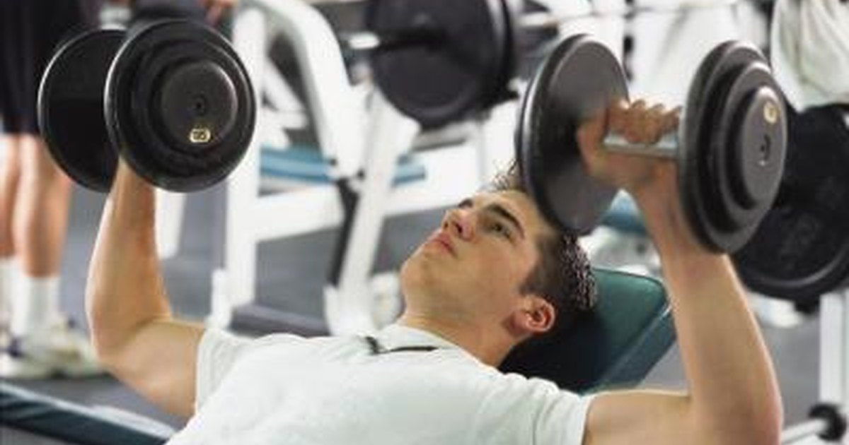shoulder pain from an incline bench press livestrong com