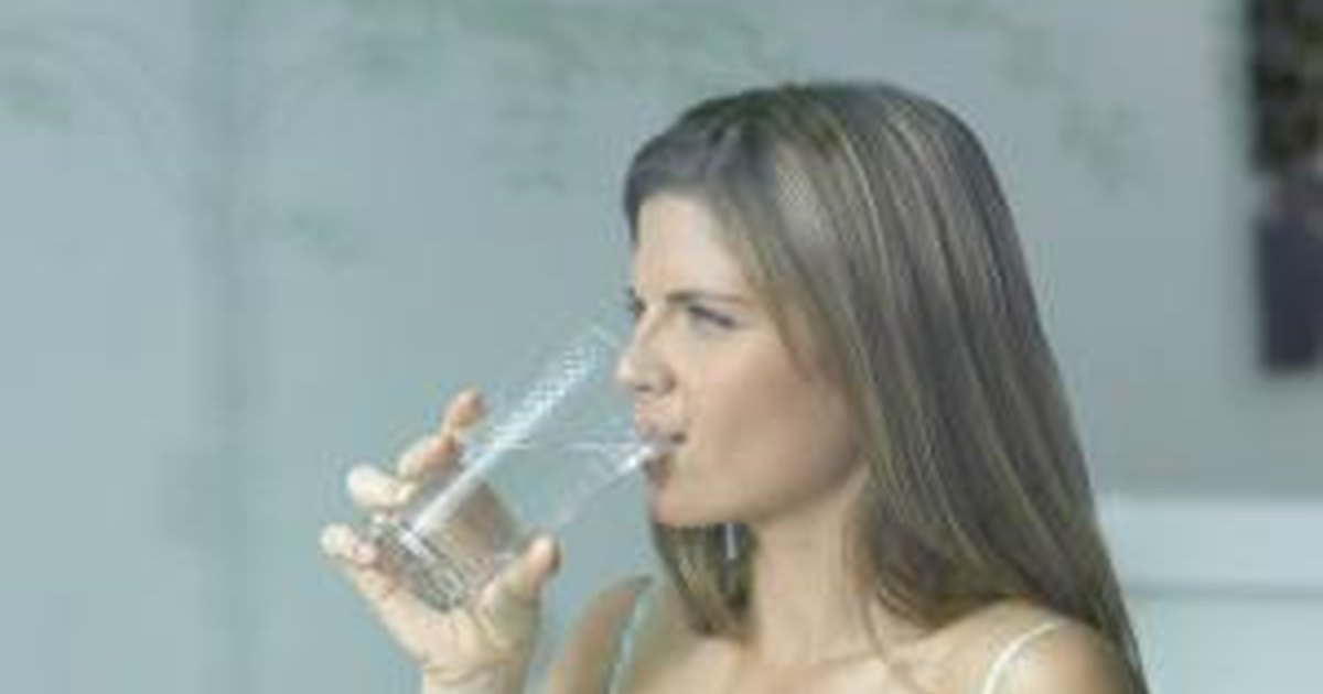 how to lose excess water weight