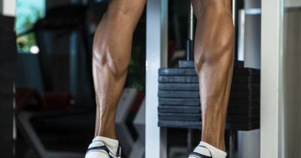 Pulled Calf Muscle Symptoms | LIVESTRONG.COM