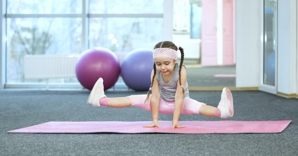 Floor exercises for beginning gymnastics livestrong com for Floor yoga poses