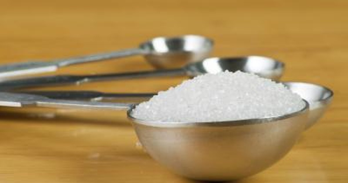 how many calories are in one tablespoon of sugar