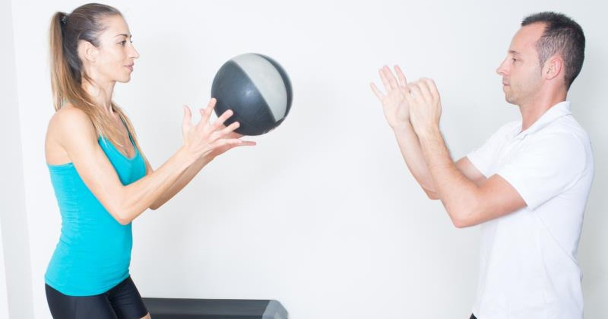 Medical Ball Exercises And It Benefits
