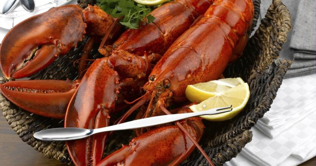 how to cook lobster in the oven