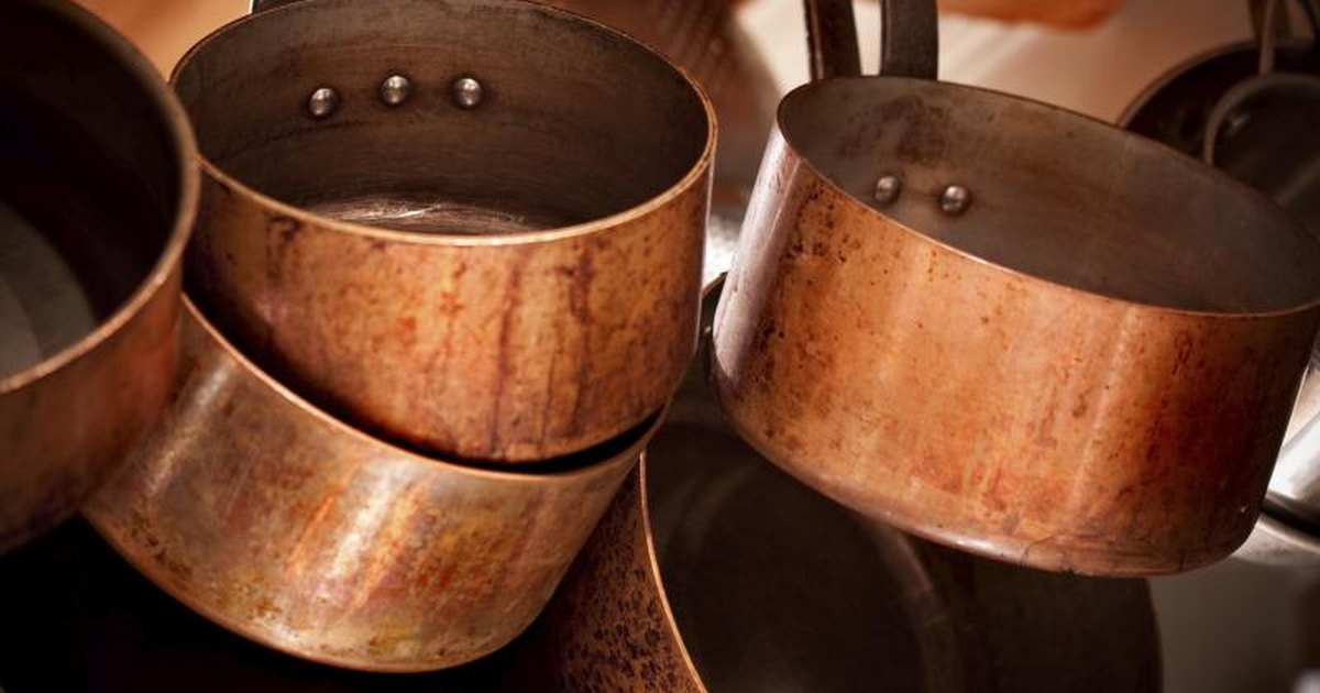 Is It Safe To Cook In Copper Pots Livestrong Com