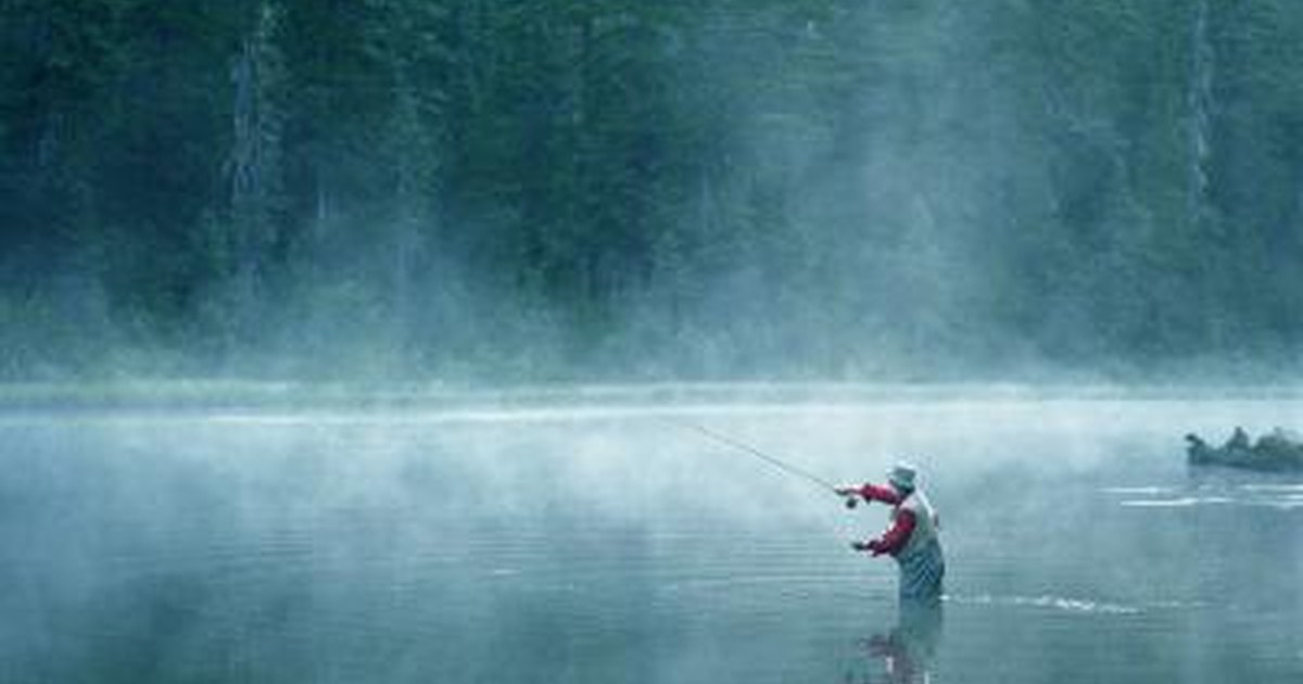 Lake fishing hot spots in western washington livestrong com for Public fishing areas