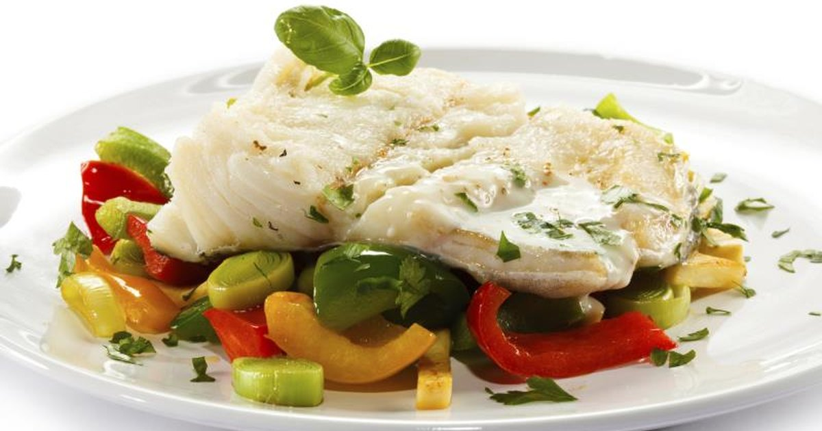 The nutrition of cod fillets livestrong com for Cod fish nutrition