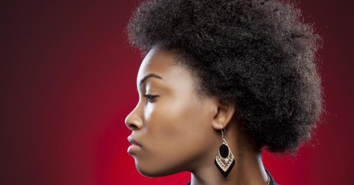 How To Make Thick Natural Hair Manageable