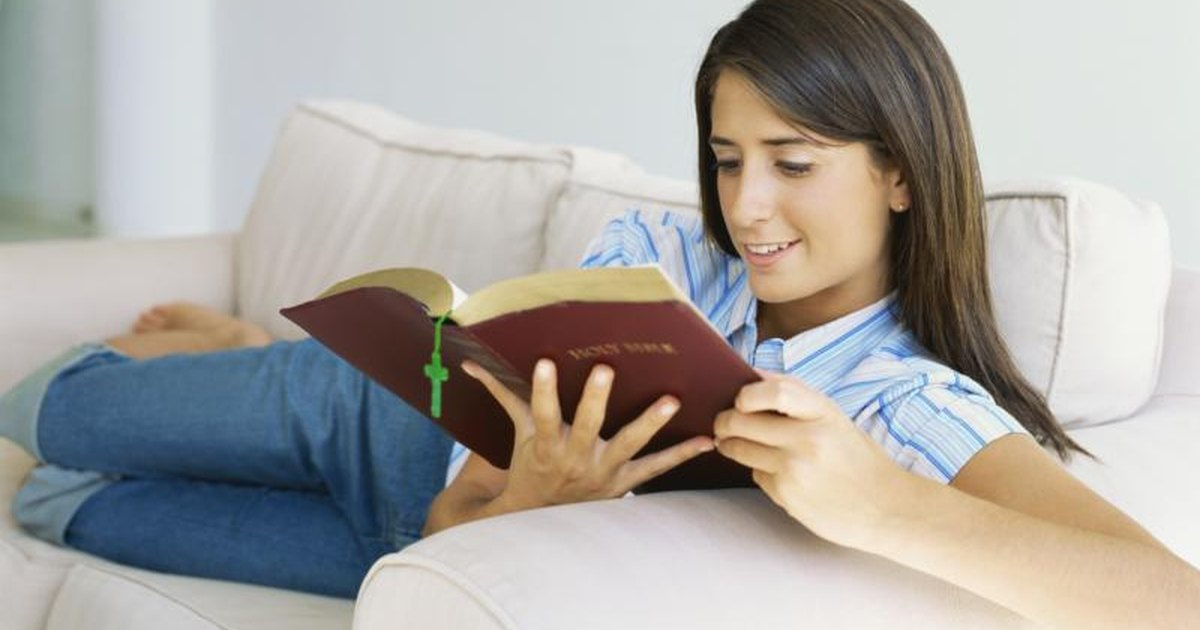 Teen Reading Bible 96