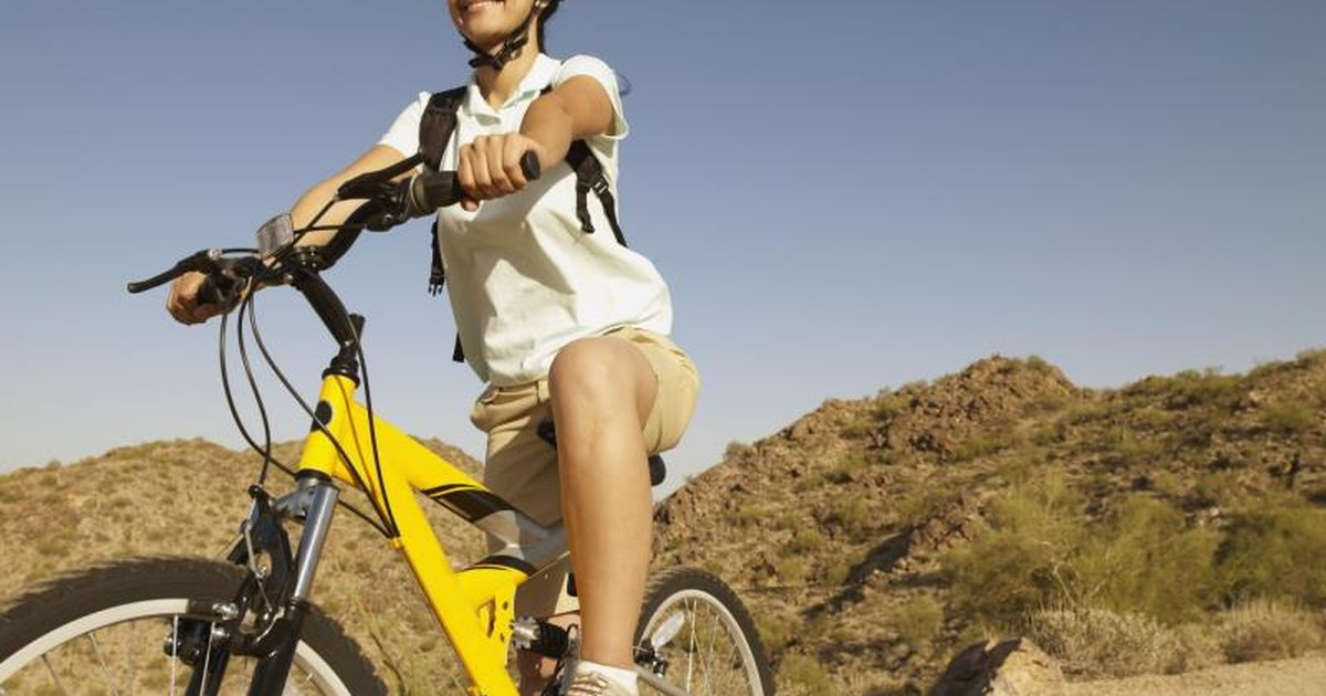 How to Convert a Mountain Bike into a Stationary Exercise ...