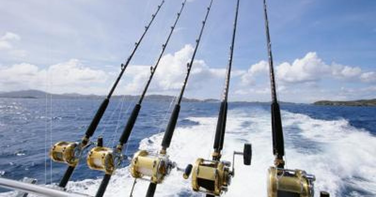 The best fishing lines for saltwater livestrong com for Best saltwater fishing line