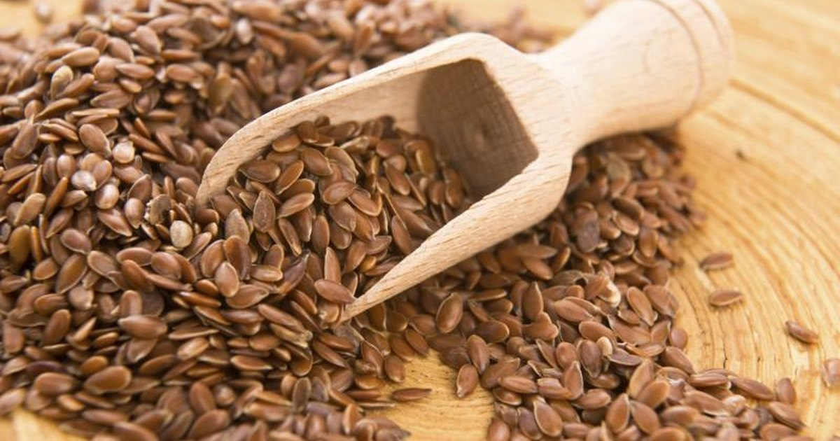 Are flax seeds a grain