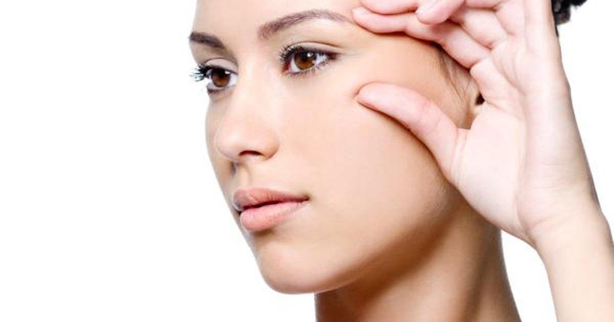 Natural Botox facial mask