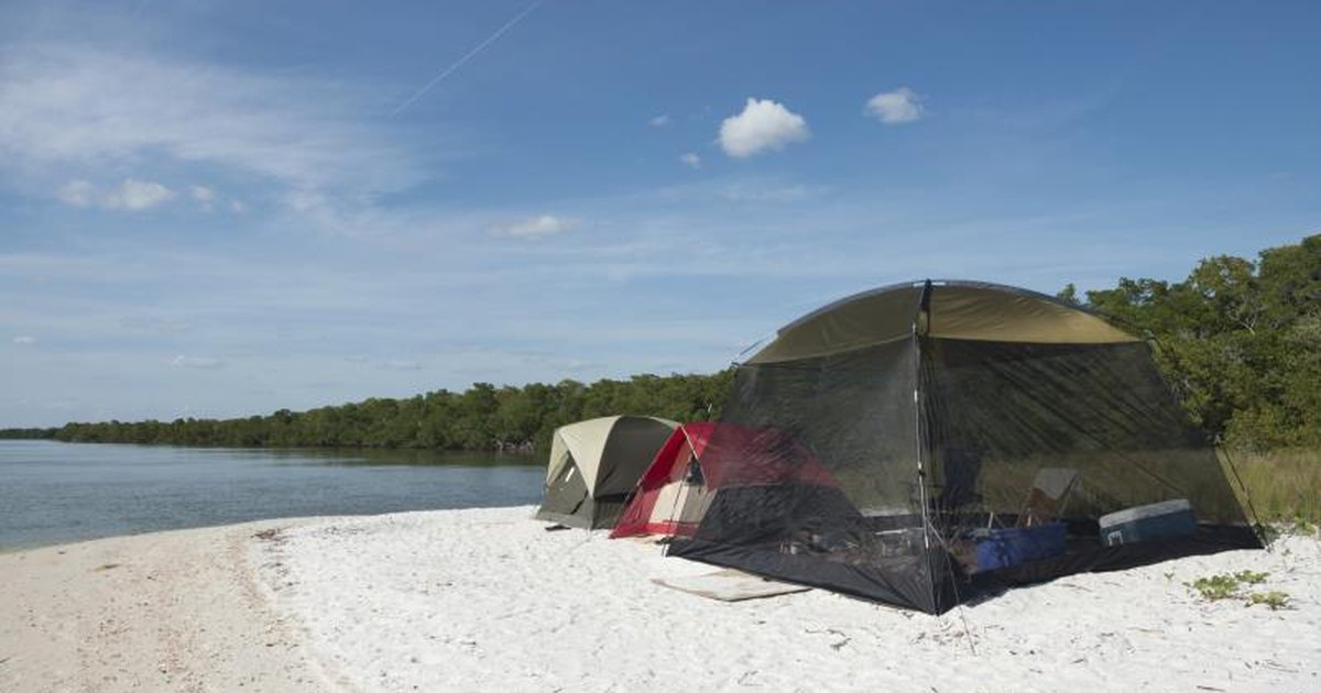 Campgrounds On The Ocean In Florida Livestrong Com