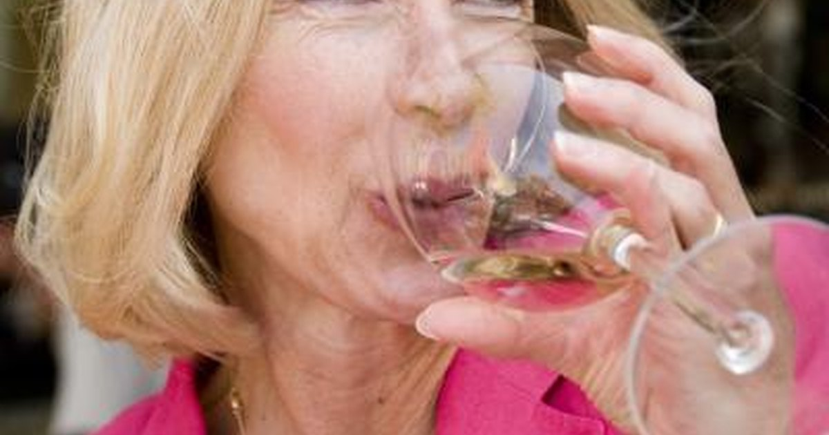 Sneezing After Drinking Wine