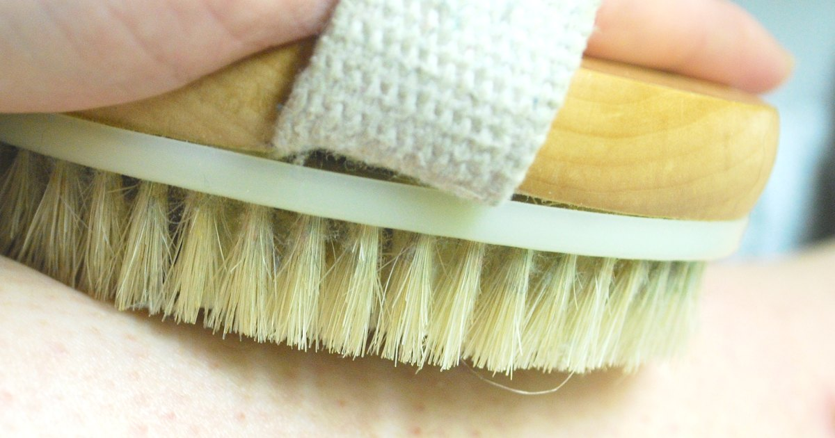 Image Result For Dry Brush For Cellulite