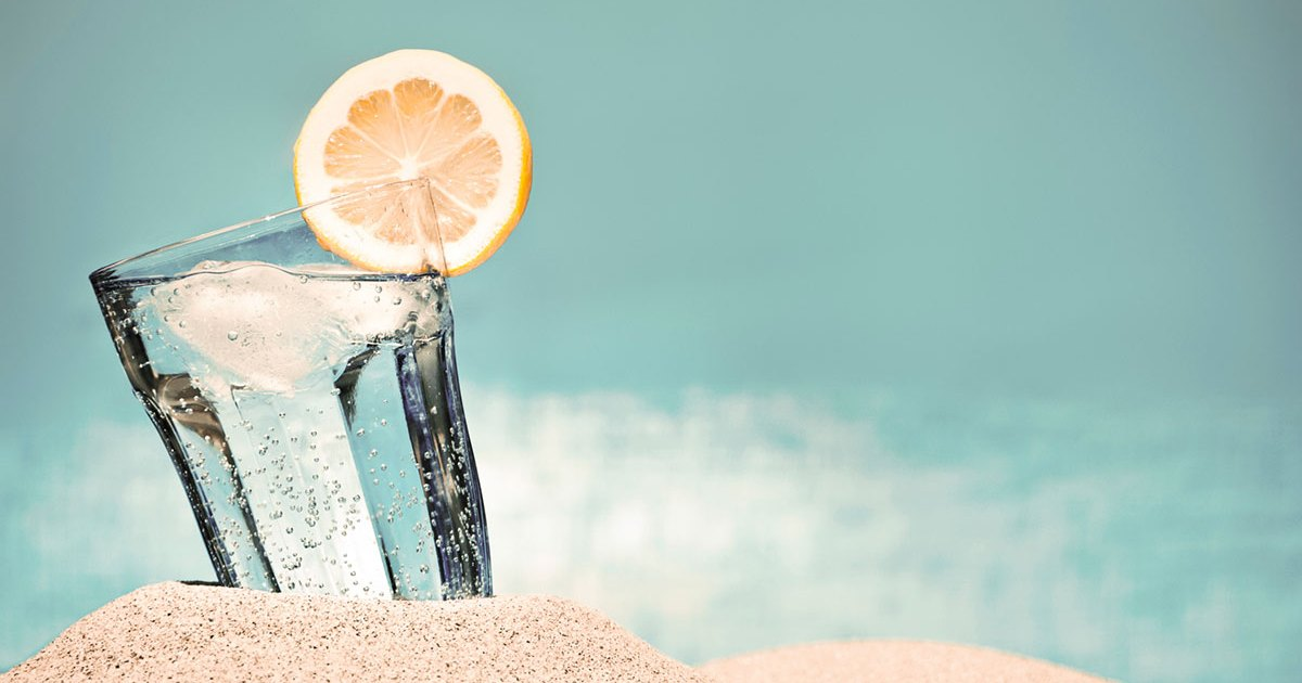 Drinking Cold Water Affects Weight
