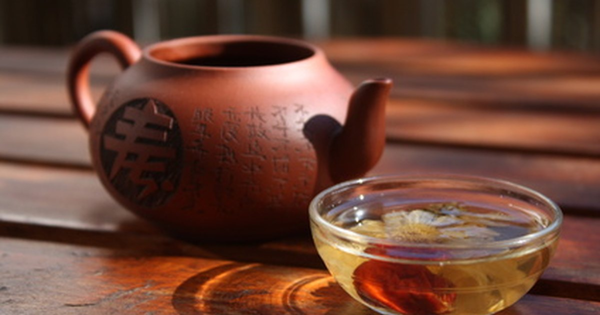 Herbal Tea For Coughing Livestrong Com
