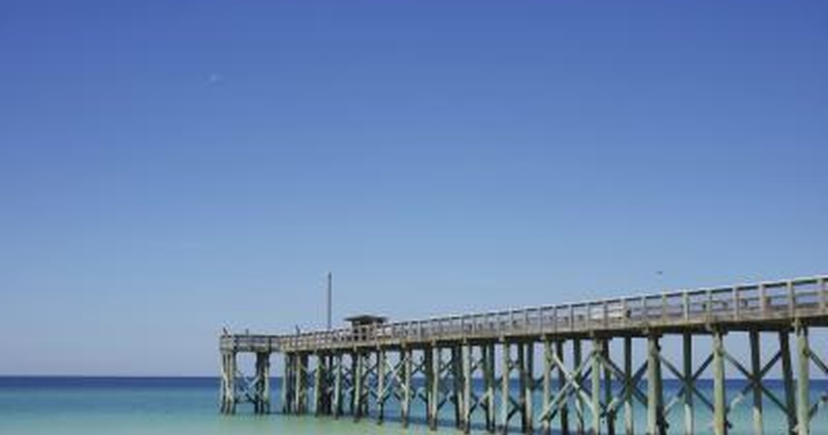 Fishing piers in panama city florida livestrong com for Fishing piers in florida