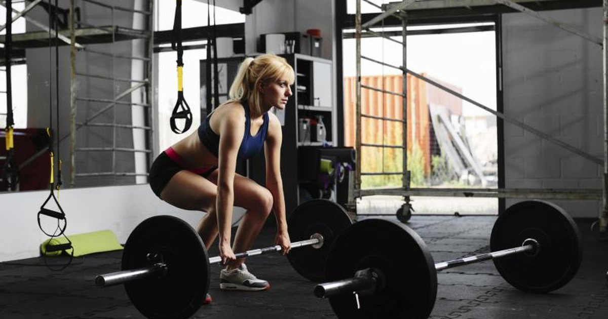 Alternatives To Barbell Deadlifts | LIVESTRONG.COM