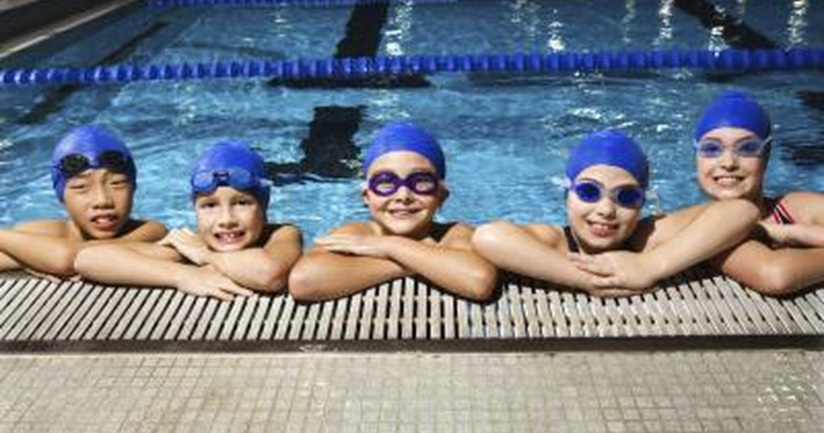 Good Swimming Techniques To Tone Your Body Livestrong Com