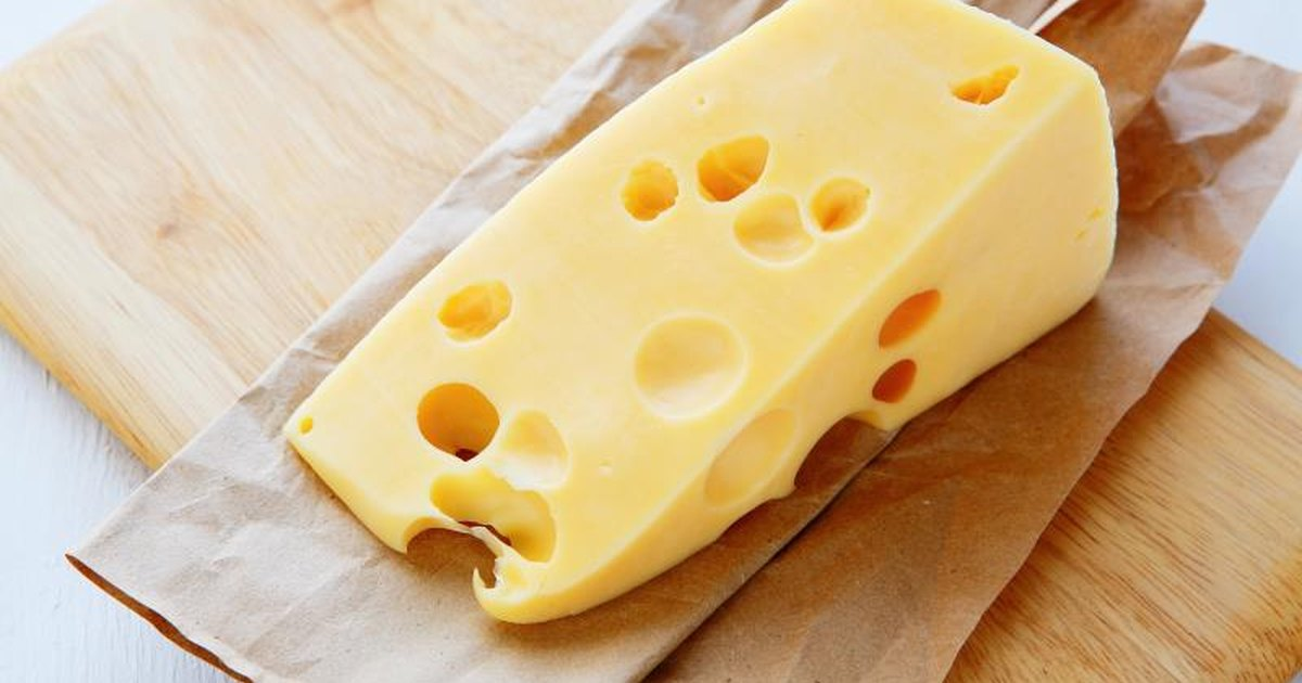 is cheese high in cholesterol