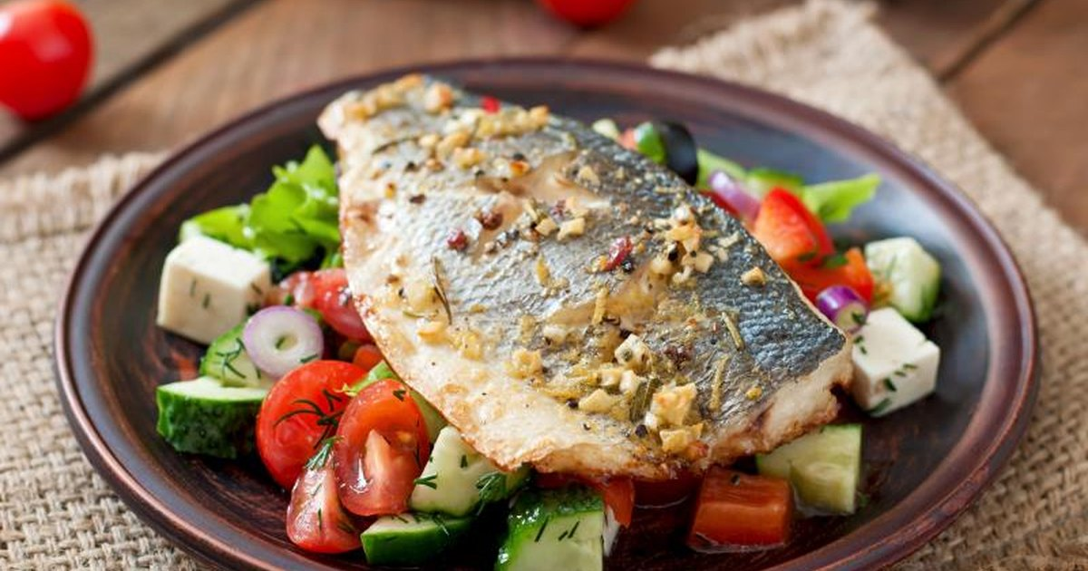 how to cook sea bass fish