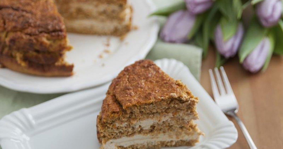 Substitute For Applesauce In Carrot Cake